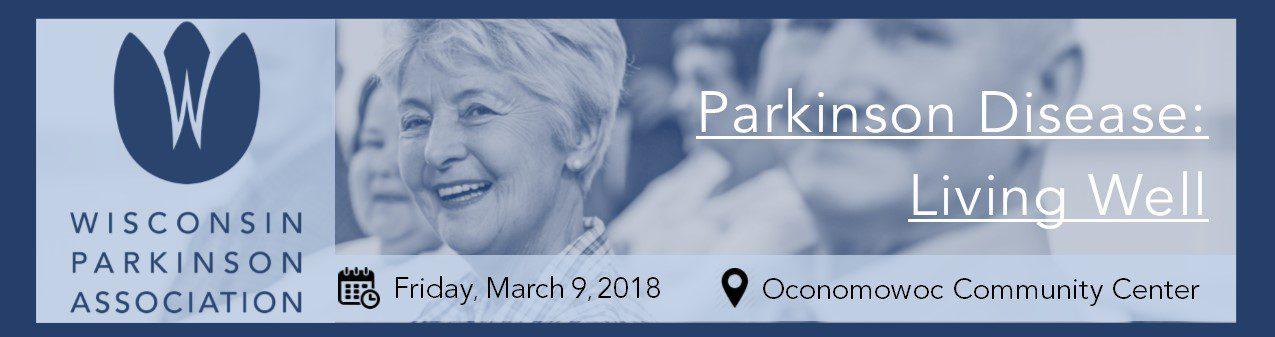 Oconomowoc: Parkinson Disease: Living Well
